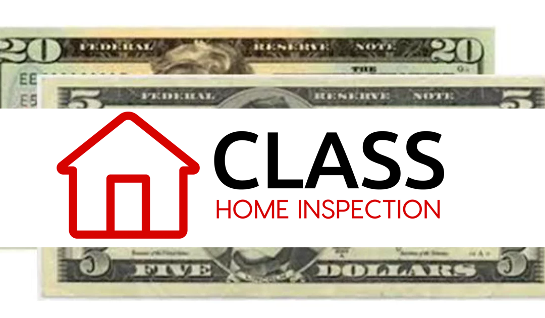 $25 off Home Inspections