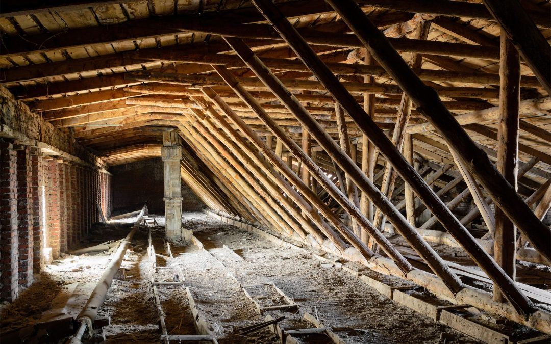 What Does a Home Inspector Look for in an Attic?