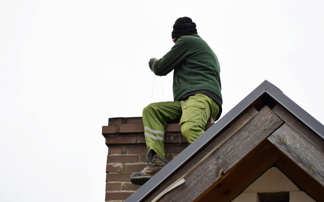 Up in Smoke: How to Clean a Chimney Before an Inspection