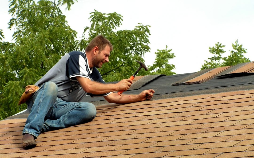 How to Replace Roof Shingles Before an Inspection