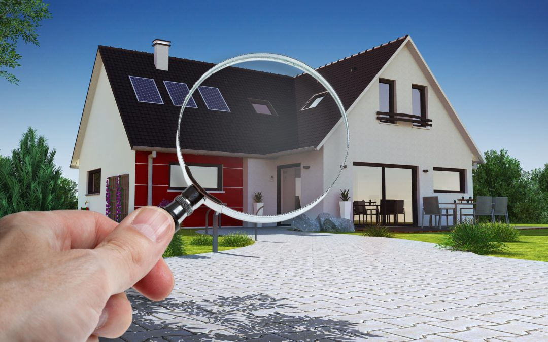 What Does a Home Inspector Look for Outside the House?